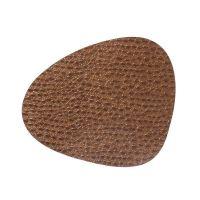 Салфетка подстановочная LINDDNA LACE коричневый фигурная 37x44 см 98879