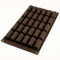 Форма для приготовления пирожных mini buche силиконовая 26.129.77.0065