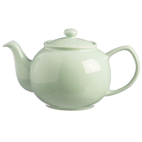 Чайник заварочный pastel shades 1,1 л мятный