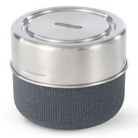 Ланч-бокс glass lunch pot серый 600 мл GR-LB-M015