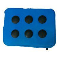 Подставка для ноутбука Surfpillow hightech голубая/черная 262852