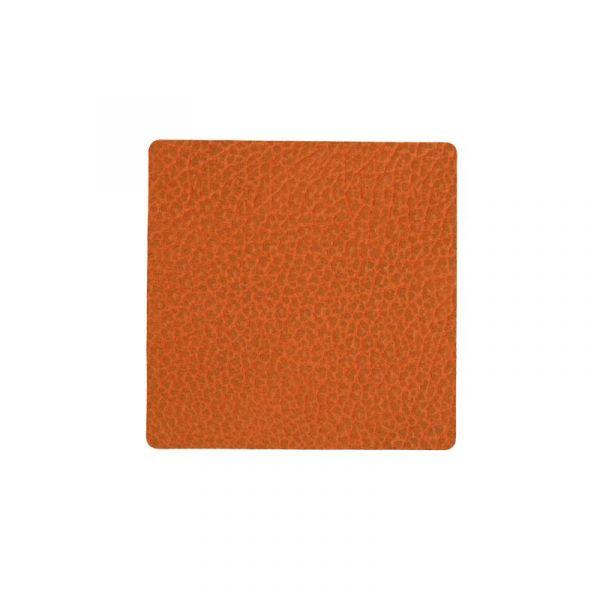 Подстаканник LINDDNA HIPPO orange квадратный 10x10 см 981300