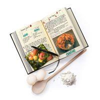 Семейная кулинарная книга My Family чёрная SK MYRECIPES2