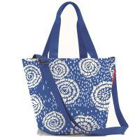 Сумка shopper xs batik strong blue ZR4070