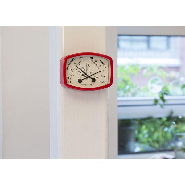 Термометр-гигрометр comfort meter ST106
