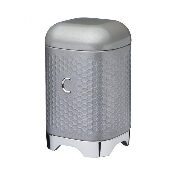 Емкость для хранения кофе Lovello Retro Textured Grey KITCHEN CRAFT LOVCOFFEEGRY