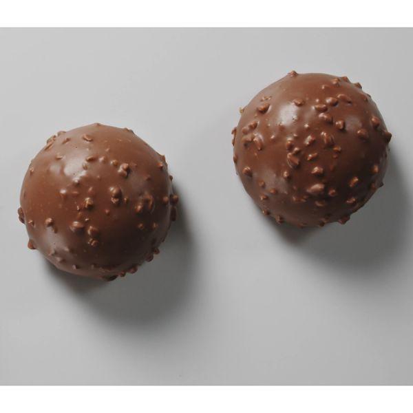 Форма для приготовления пирожных half sphere 18,5 х 33,5 см силиконовая