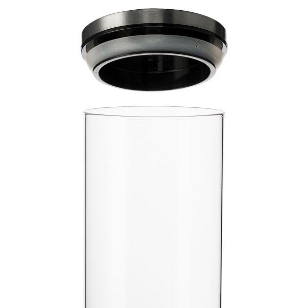 Контейнер для хранения 2 л стеклянный