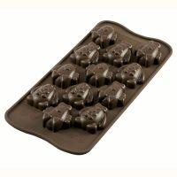 Форма для приготовления конфет easter friends силиконовая 22.130.77.0065