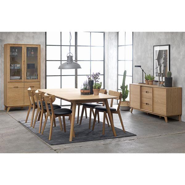 Стол unique furniture, rho, 180/270х100х74 см 24710200