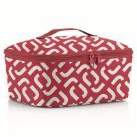 Термосумка coolerbag m pocket signature red Reisenthel LF3070