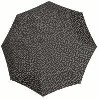 Зонт механический pocket classic signature black Reisenthel RS7054