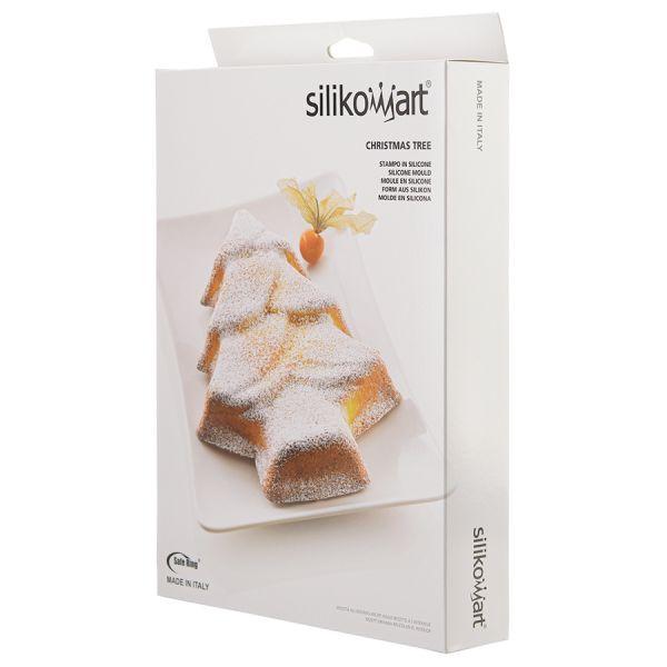 Форма для приготовления пирожного christmas tree 28 х 20 см силиконовая 20.203.63.0065
