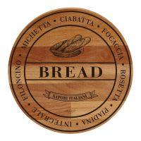 Доска сервировочная 'BREAD' 30x30x1,9 см BISETTI 26804