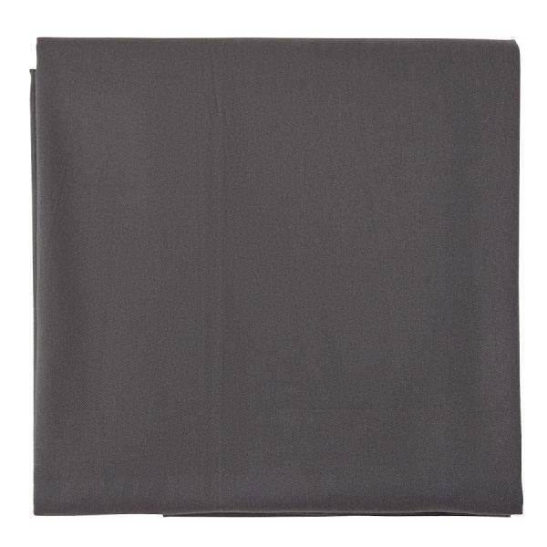 Скатерть из хлопка серого цвета из коллекции prairie TK20-TC0013