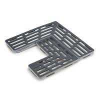 Подложка для раковины универсальная SinkSaver™ серая-белая 85037