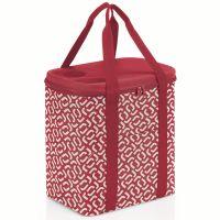Термосумка coolerbag xl signature red Reisenthel LH3070