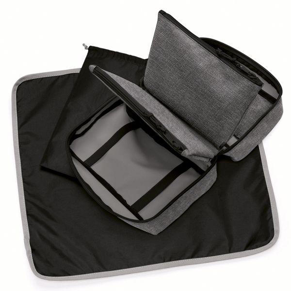 Сумка-органайзер babycase twist silver IR7052