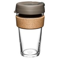 Кружка keepcup brew cork l 454 мл latte BCLAT16