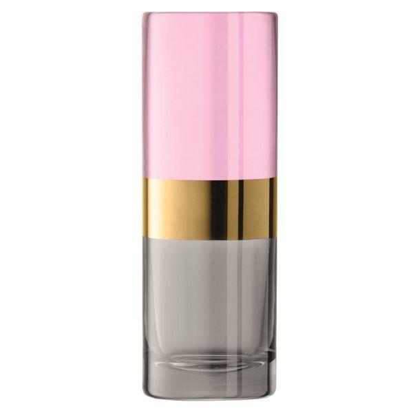 Ваза Bangle, 20 см, розовый G1221-20-195