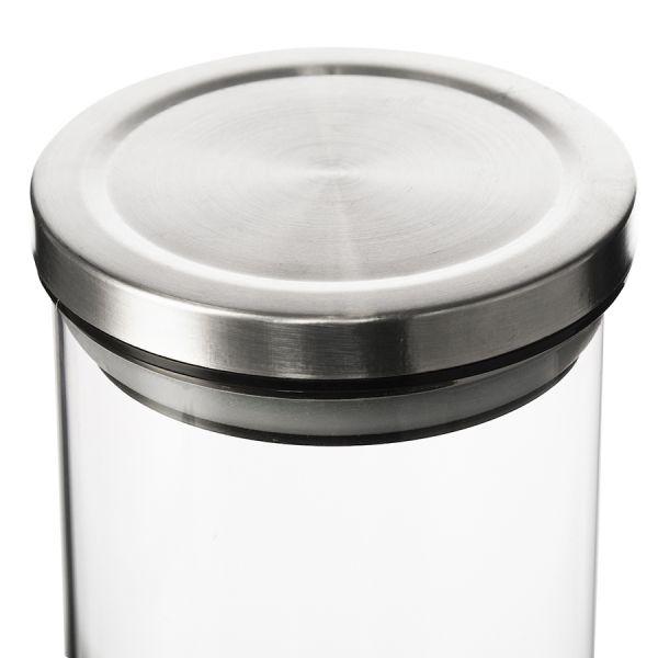 Контейнер для хранения 1,3 л стеклянный