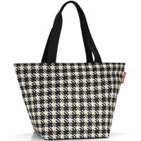 Сумка Shopper M fifties black ZS7028