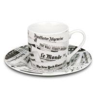 Кофейная пара эспрессо 'Пресса' Koenitz *11 5 053 2097