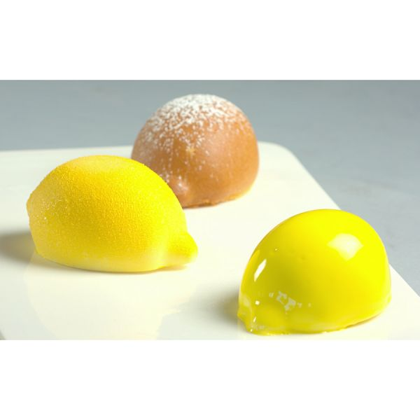 Форма для приготовления пирожных delizia al limone силиконовая 26.261.13.0065