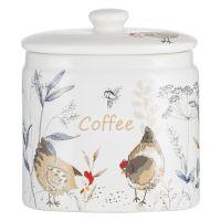 Емкость для хранения кофе country hens 650 мл P_0059.631
