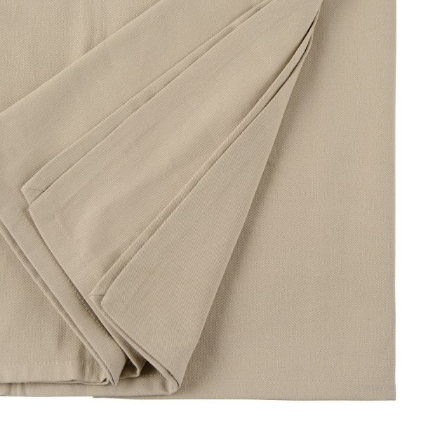 Скатерть из хлопка бежевого цвета из коллекции essential TK20-TC0004