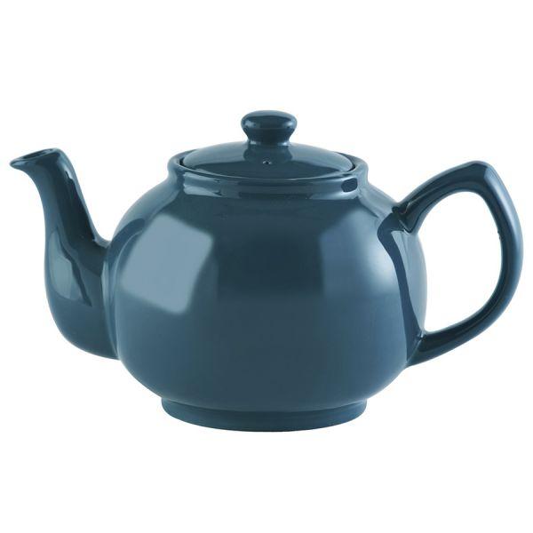 Чайник заварочный bright colours 1,1 л синий P_0056.743