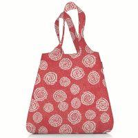 Сумка складная mini maxi shopper batik красная Reisenthel AT0034RD