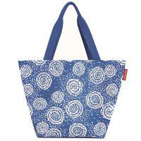 Сумка shopper m batik strong blue ZS4070