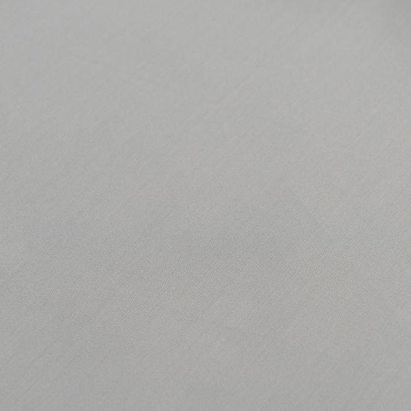 Простыня на резинке детская из сатина светло-серого цвета из коллекции essential, 80х160х20 см TK20-KIDS-FS0014