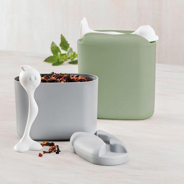 Контейнер для хранения продуктов  hot stuff l organic зеленый 3058668