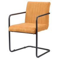 Кресло carmen, светло-коричневое Berg BECH-CA271