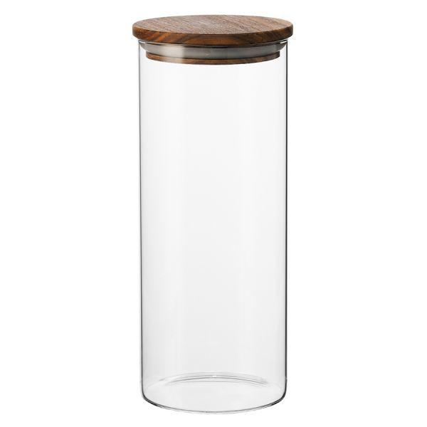 Контейнер для хранения 1,45 л стеклянный