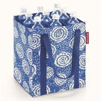 Сумка-органайзер для бутылок bottlebag batik strong blue ZJ4070