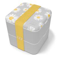 Ланч-бокс mb square daisy 13014020