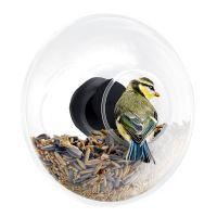 Кормушка для птиц оконная 571048