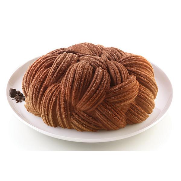 Форма для приготовления пирожного wooly ?19 см силиконовая 20.431.13.0065