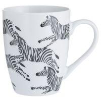 Кружка zebra 380 мл Price&Kensington P_0059.029