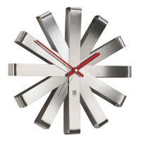 Часы настенные Ribbon сталь 118070-590
