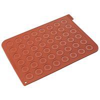 Форма для приготовления печенья macarons 30 х 40 см силиконовая 23.041.00.0065