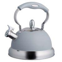 Чайник со свистком Living серый TYPHOON 1401.167V