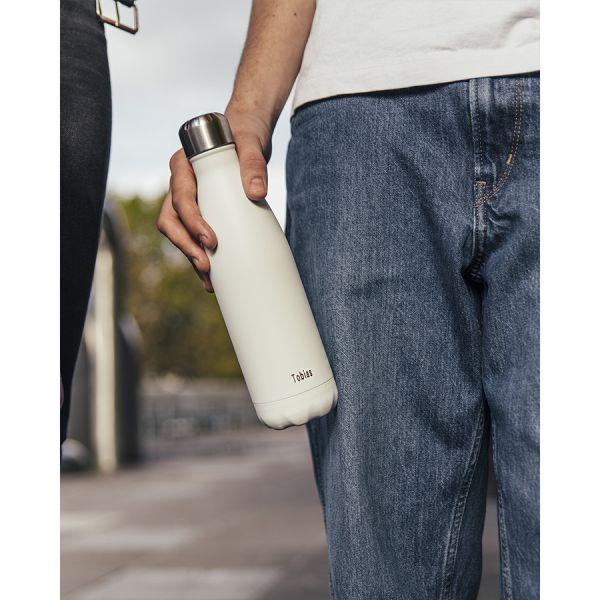 Термос monochrome 750 мл white
