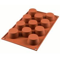 Форма для приготовления маффинов mini muffin 18 х 30,6 см силиконовая 20.022.00.0065