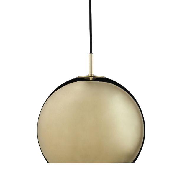 Лампа подвесная ball, хром в глянце 13705505001
