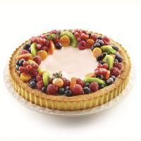 Форма для приготовления crostata 26 х 3 см силиконовая 20.426.00.0065