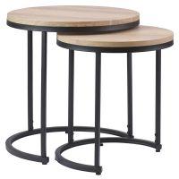 Набор столиков chad, 2 шт Berg BETA-CH